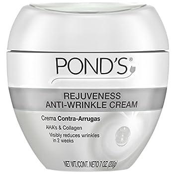 Pond s Rejuveness Anti-Wrinkle Cream 7 oz  200 g   Bundle of 5