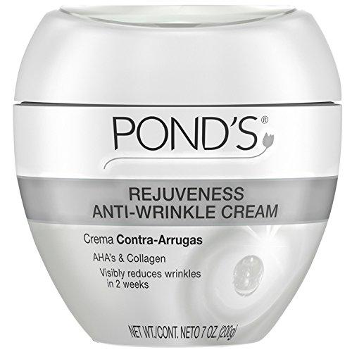 Pond's Rejuveness Anti-Wrinkle Cream 7 oz (Pack of 2)