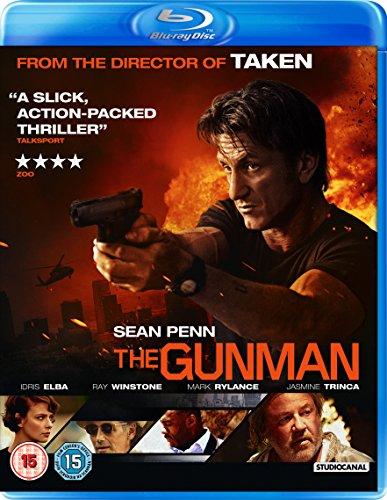The Gunman [Blu-ray] [2015]