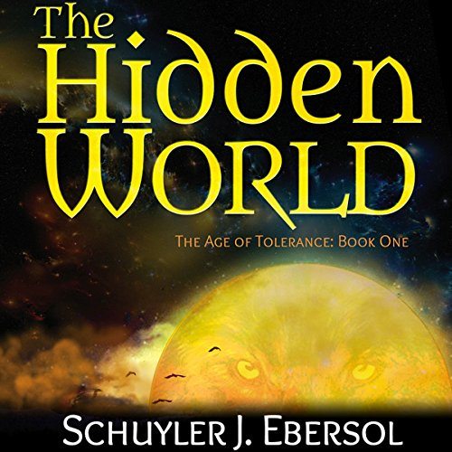 The Hidden World audiobook cover art