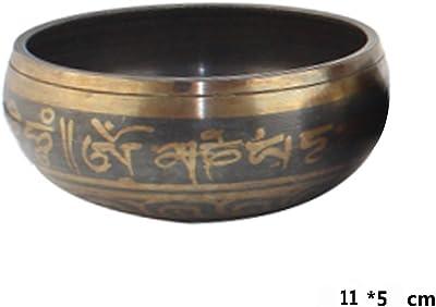 Amazon.com: DPPAN - Juego de cuencos tibetanos para oración ...