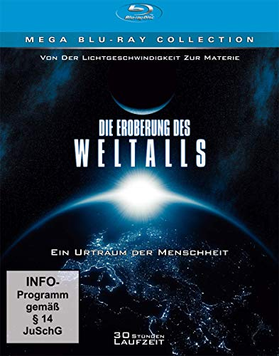 Eroberung des Weltalls - Mega Blu-ray Collection [Blu-ray]