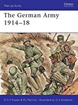 The German Army 1914–18 (Men-at-Arms)