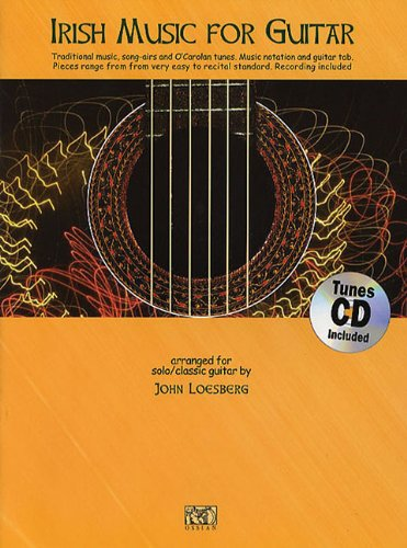 Irish Music For Guitar (Book & CD): Noten, CD für Gitarre