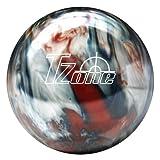 Brunswick T-Zone Patriot Blaze Bowling Ball (10lbs)