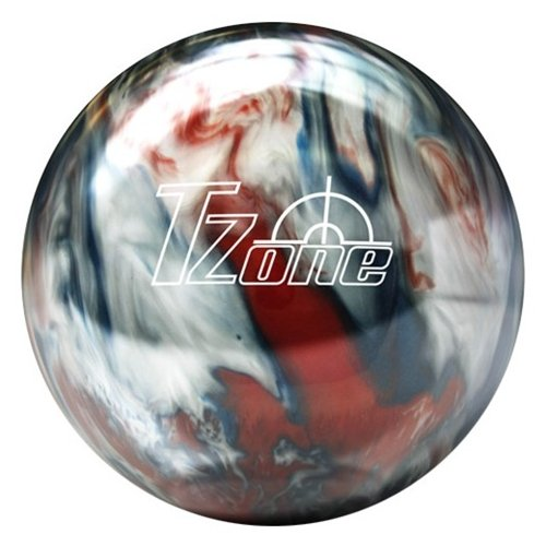 Brunswick T-Zone Patriot Blaze Bowling Ball-52