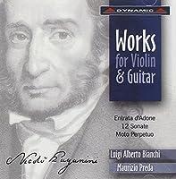 Paganini - Works for Violin & Guitar (2004-02-12)