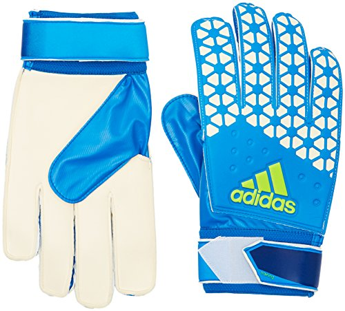 adidas Ace Training - Guantes Unisex, Color Azul/Blanco, Talla U