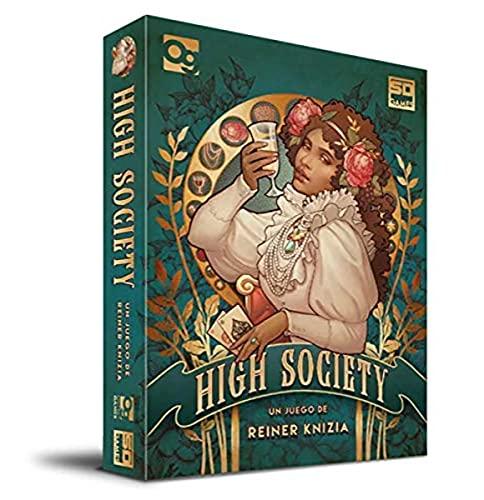 High Society (Juego de Mesa)