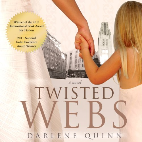 Twisted Webs audiobook cover art