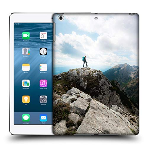 Head Case Designs Officially Licensed Patrik Lovrin Looking Over New Adventures Wanderlust Hard Back Case Compatible With Apple iPad Air (2013)