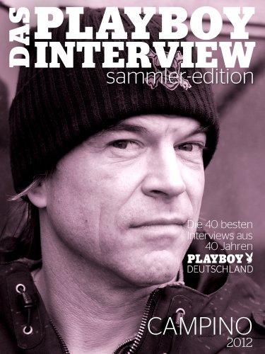 Playboy Interview Sammler-Edition: Campino
