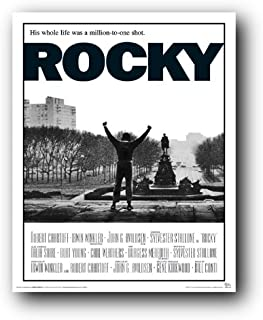 Best large rocky poster Reviews
