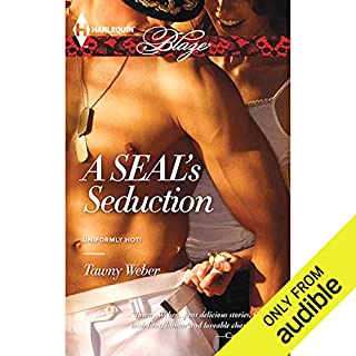 A SEAL's Seduction audiobook cover art
