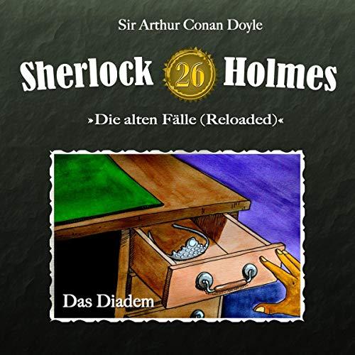 Page de couverture de Das Diadem
