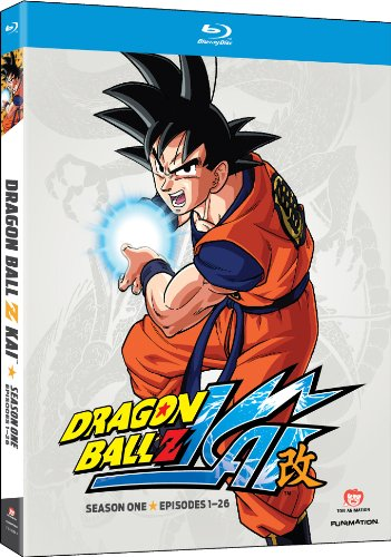Dragon Ball Z Kai - Season 1 [Blu-ray]
