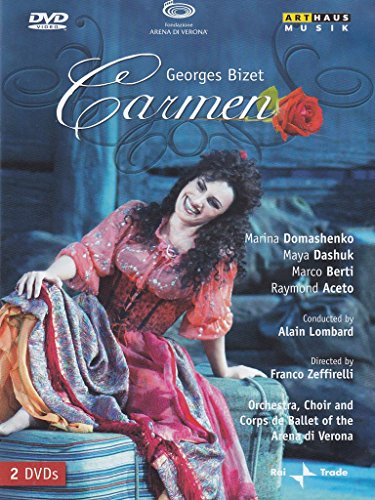 Georges Bizet - Carmen [2 DVDs]