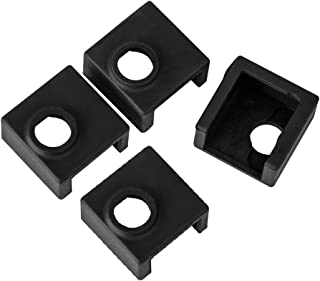 Official Creality 3D Hotend Silicone Sock Set of Three and Creality Sticker for Ender 3 CR-10 CR-10S