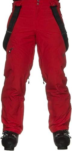 Spyder Dare Pour des hommes Ski Pants - X-grand rouge-rouge