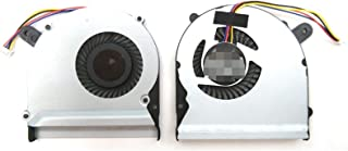 yaoqijie New Laptop CPU Fan Fit for Asus X402C X502C X502C-RB01 X502CA X502CA-B130801C X502CA-BCL0901D X502CA-BI30704A X50...