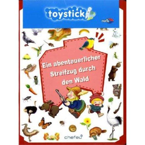 Toystick Buch - Ein Abenteuerlicher Streifzug durch den Wald