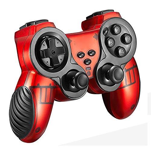 YXwD Manette de Jeu sans Fil, Manette Bluetooth adaptée pour téléphone/PC/TV et Autres manettes de Jeu sans Fil
