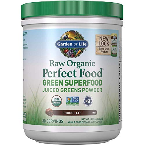 Garden of Life - Vegan Green Superfood Powder