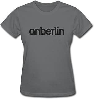 FEDNS Women's Anberlin Band Logo T Shirt
