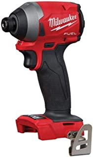 Milwaukee 4933464087 M18FID2-0 18V Impact Driver GEN 2 Body Only - Black-Red