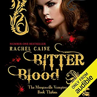 Bitter Blood cover art
