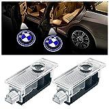 GQF Led Car Door Light Welcome Light Hd Logo Sign Projector Light 2 Pack Car Led Flood Light Welcome Light