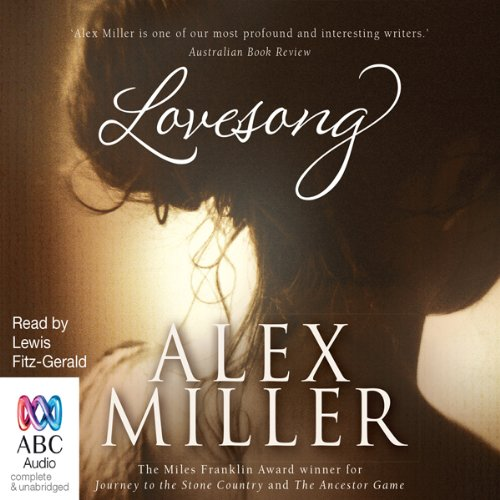 Lovesong audiobook cover art