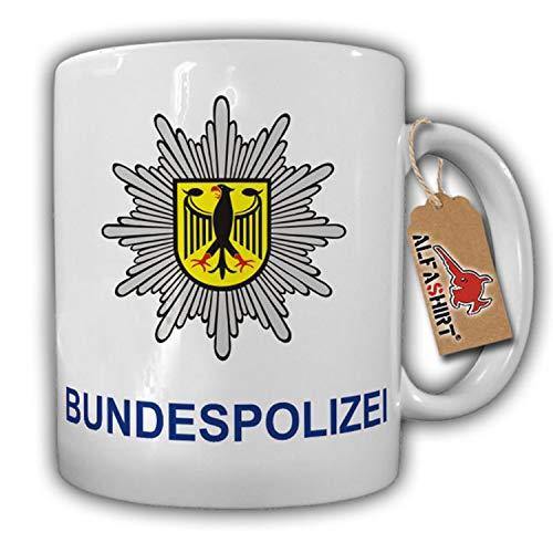 Bundespolizei Bundesgrenzschutz BGS GSG9 Polizei - Tasse #8114