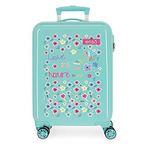 Joumma Bags, S.L. Love The Nature Cabin Suitcase, 38 x 55 x 20 cm