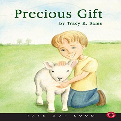 Precious Gift audiobook cover art
