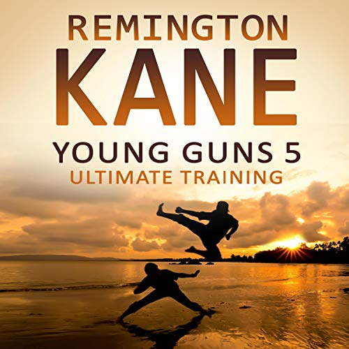 Young Guns 5: Ultimate Training audiobook cover art