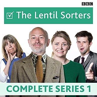 Lentil Sorters audiobook cover art