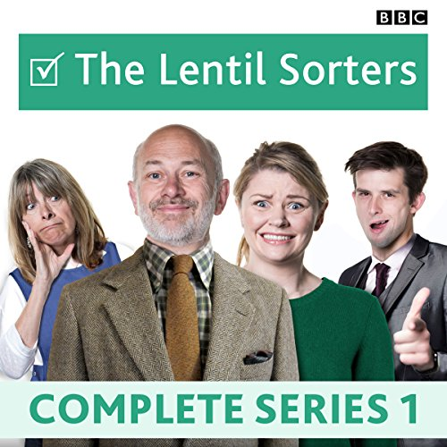 Lentil Sorters audiobook cover art