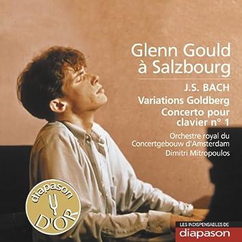 Bach: Variations Goldberg & Concerto pour clavier No. 1 (Les indispensables de Diapason)