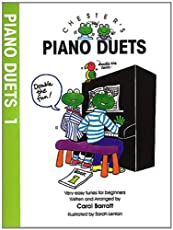 Image of Chesters Piano Duets  . Brand catalog list of Chester Music.