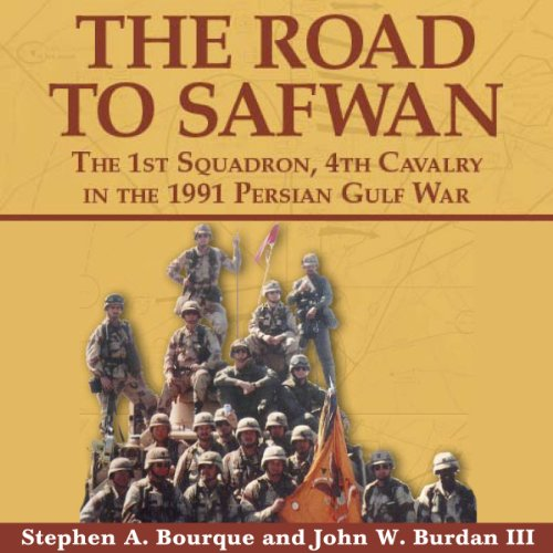 The Road to Safwan audiobook cover art