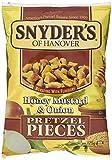Snyder's Pretzel Pieces – Honey ...