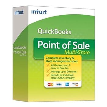 QuickBooks Desktop Point of Sale 18.0 Multi-Store New User