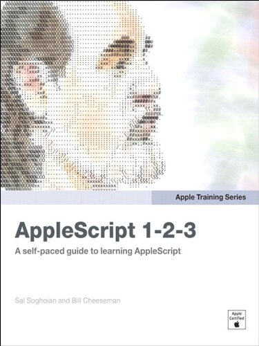 Image OfApple Training Series: AppleScript 1-2-3 (English Edition)