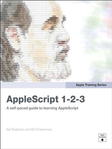 Apple Training Series: AppleScript 1-2-3 (English Edition)