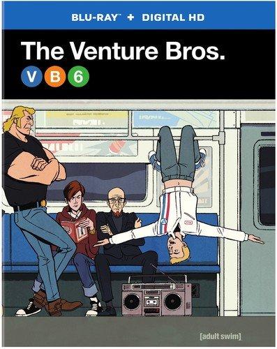 The Venture Bros.: Season 6 (BD) [Blu-ray]