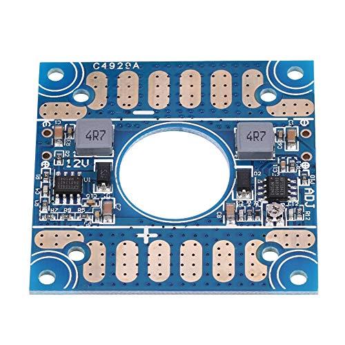 Demeras Dual BEC PDB, scheda di distribuzione ESC PCB regolabile compatto PDB leggero Power Distribution Board per FPV Drone
