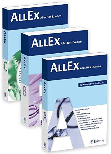 AllEx - Alles fürs Examen: Das Kompendium für die 2. ÄP