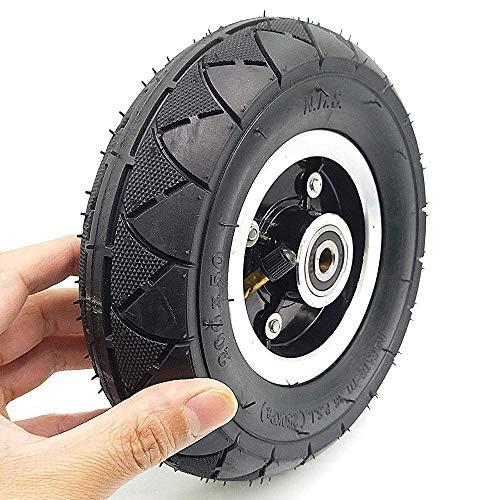 chuancheng 200X50 Inflación Neumático Neumático Neumático de 8 Pulgadas con Cojinete de...