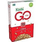 Kashi GO, Breakfast Cereal, Original, Excellent Source of Fiber, 13.1oz Box